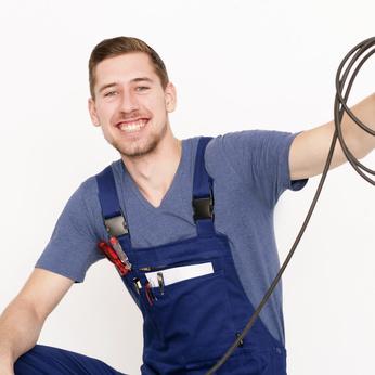 Überprüfung elektrogeräte